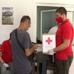 Podeljeno 100 paketa socijalno najugroženijim penzionerima u Jagodini i okolnim selima
