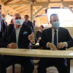 Palma i Dačić otvorili novu školu u Vinorači