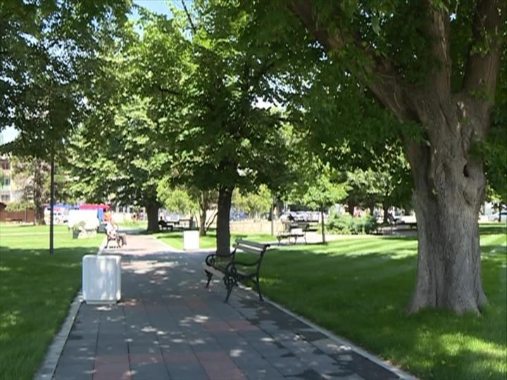 park u centru