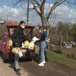 Nastavlja se podela pomoći građanima Jagodine i meštanima okolnih sela
