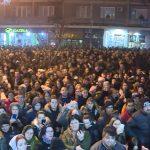 Doček pravoslavne Nove godine u Jagodini uz Acu Lukasa i vatromet