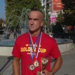 Dve bronze za Radeta Panića
