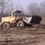Uklanjanje divljih deponija u naselju Brioni u Ribaru kod Jagodine