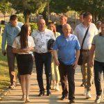 Delegacije Istočnog Sarajeva i opštine Sokolac posetile grad Jagodinu