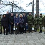 Poseta predstavnika Ruske ambasade Ruskom groblju u Jagodini