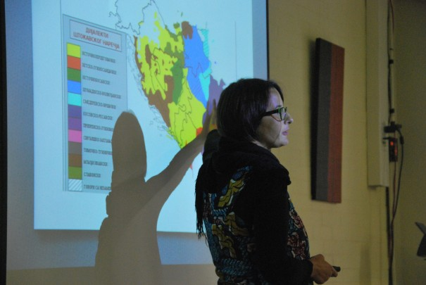 Istraživanja post jugoslovenskih društava: Tanja Petrović na predavanju u Holandiji