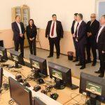 Ministar prosvete Mladen Šarčević posetio škole u Rekovcu