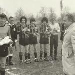 Radoslav Jevtić - Jevta, živa legenda Svilajnačkog fudbala