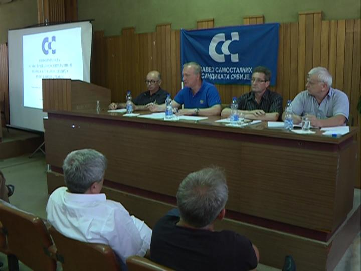 U Srbiji nije zaživeo socijalni dijalog: sednica sindikata