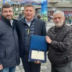 Održana 75. ulična trka u Ćupriji: Prvo mesto za Elzana Bibića