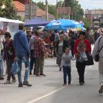 Spasovdanski vašar u Jagodini: Vreme tmurno, raspoloženje sjajno
