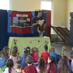 Izvedena predstava za mališane u jagodinskom vrtiću