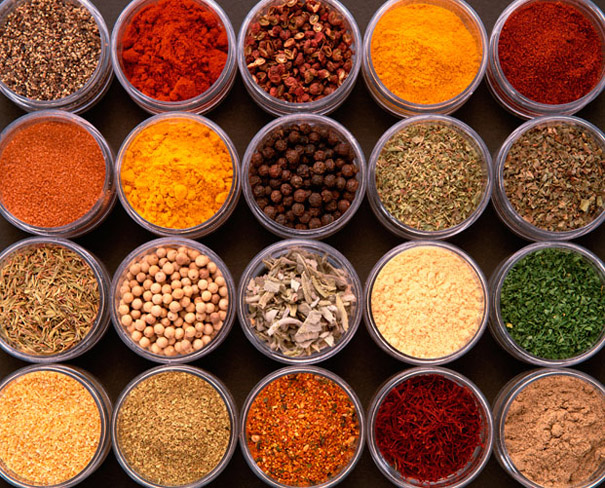 Spice --- Image by © KENJI BANNO/amanaimages/Corbis