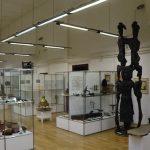 Skulpture MNMU u Zavičajnom muzeju i na FPNJ